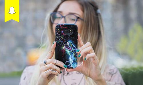 Österreichs erster offizieller Snapchat-Partner